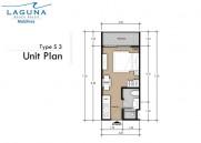 23m² 1-Zimmer-Wohnung The Maldives