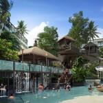 Es gibt keine gelangweilten Kinder im The Maldives Pattaya Jomtien