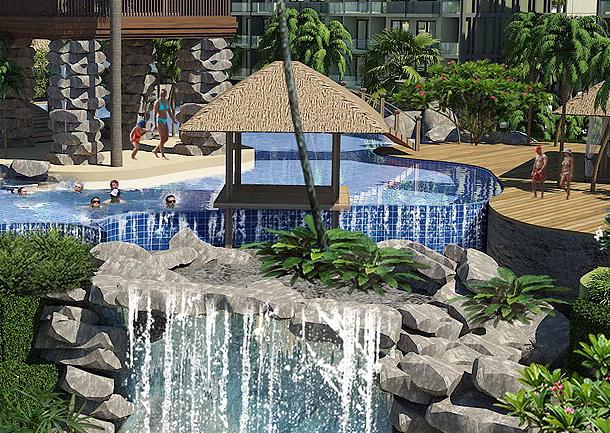 Sehr schöne Details The Maldives Pattaya Jomtien