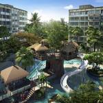 Baumhäuser mit Rutschen sorgen für Vergnügen The Maldives Pattaya Jomtien