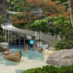 Eine Kanufahrt zun Spaß The Maldives Resort Jomtien