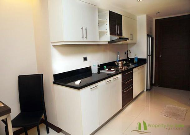 Hyde Park Pattaya 1 Zimmer Wohnung Kaufen Pratumnak Hill