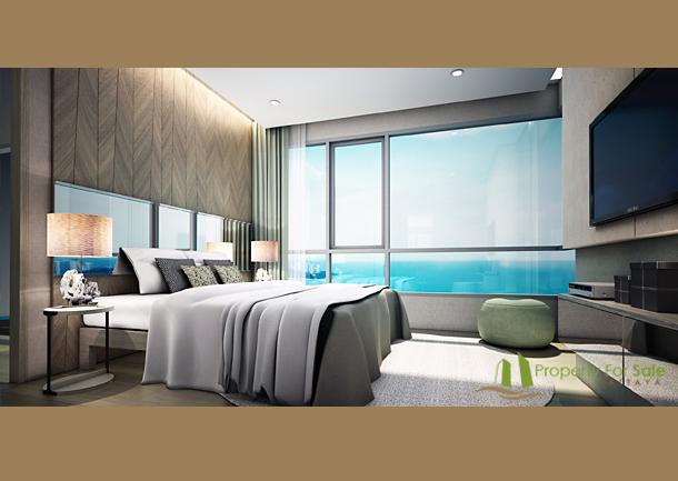 Beachfront Penthouse Aether Tower Jomtien Beach Kaufen