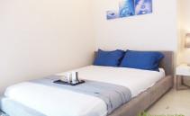 2tes Schlafzimmer der 92m² großen 3-Zimmer-Wohnung Wong Amat Tower Pattaya