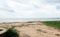 Beachfront land for sale 12800 sq.m. in Jomtien