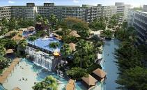 23 sqm Studio for sale in this grand resort The Maldives Jomtien