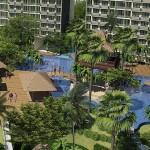 Üppige Gartenarchitektur kreiert bezaubernde Ecken The Maldives Pattaya Jomtien