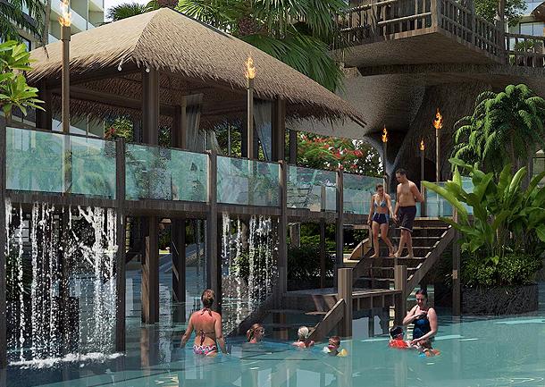Ein Paradies für Kinder The Maldives Pattaya Jomtien
