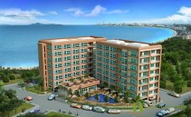 Bang Saray Beach condominium for sale