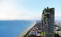 Aeras Property Beachfront condos Jomtien Beach for sale