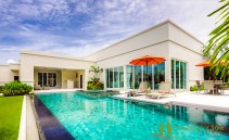 Pool Villa for sale Pattaya Pinot Gris in La Residence Vineayard Villas