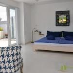 Komplett eingerichtes Schlafzimmer Villa mit Meerblick in Pattaya Ost