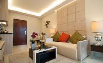 Sitzecke im Wohnbereich The Maldives Jomtien